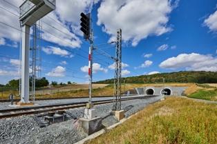 Modernizace trati Rokycany - Plzeт